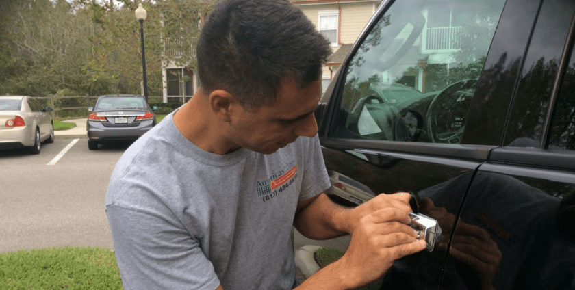 Car Key Replacement Locksmith Tampa